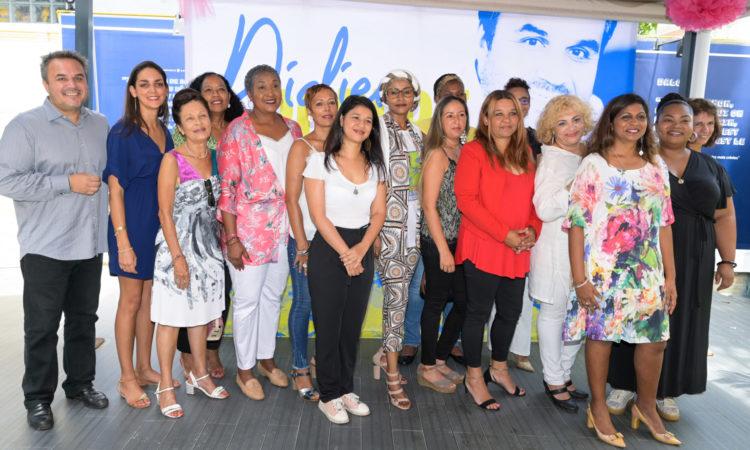 Echange avec les Femmes de la liste de Didier ROBERT lors de cette Journée Internationale des Droits des Femmes. (...)