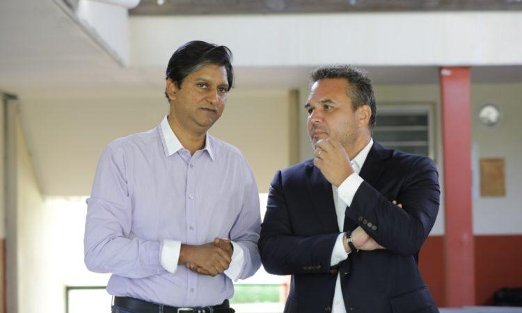 Didier ROBERT apporte son soutien et appelle à voter Jean-Marie VIRAPOULLÉ à Saint-André (...)
