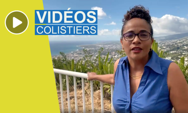 Vidéos : Les Colistiers de la liste de Didier ROBERT : Saint-Denis, C