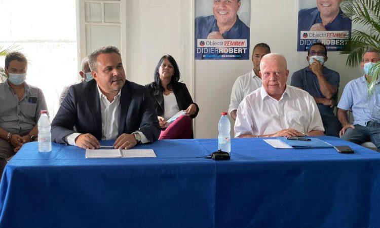 J'appelle à une unité Réunionnaise et Michel Vergoz a cette sensibilité, qui place l'intérêt des Réunionnais au dessus de tout (...)